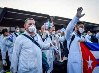 Costosi e impreparati: chi vuole da noi i medici cubani