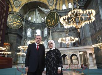 L'islam rientra a Santa Sofia, e non si ferma lì