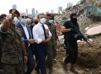 Beirut chiede aiuto, ma resta il mistero su quel magazzino