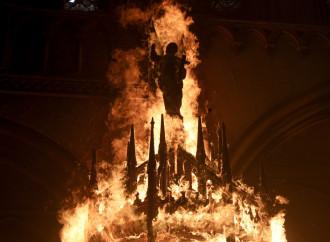 «Attacchi in Cile, colpo al cuore del cattolicesimo»
