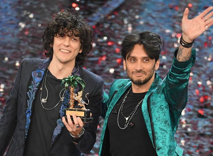Ermal Meta e Fabrizio Moro trionfano a Sanremo 2018