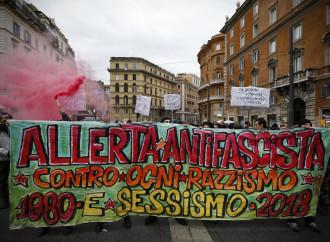 """La Sinistra si inventa il """"Patentino antifascista"""""""