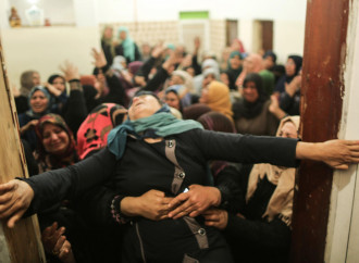 Gaza, un massacro per il possesso della terra