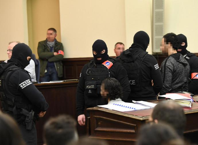 Il processo in Belgio a Salah Abdeslam