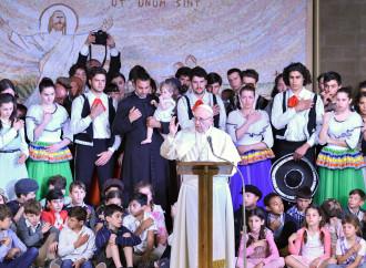 Il Papa nei centri della fedeltà creativa