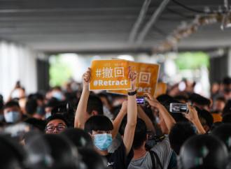 Hong Kong in rivolta. E ora si teme un massacro