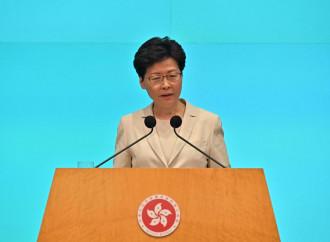 Hong Kong in una situazione di stallo