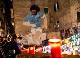 Maradona, icona di una società senza ideali