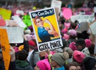 """""""Femminismo"""" parola di successo. Ma è solo politica"""