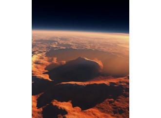 L'acqua su Marte lascia i marziani a becco asciutto