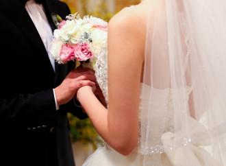 Matrimonio: unico rimedio efficace alla denatalità