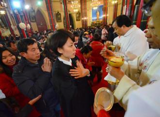 La lunga marcia (interrotta) dei cattolici cinesi