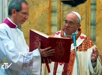 Il Papa conferma Guido Marini cerimoniere