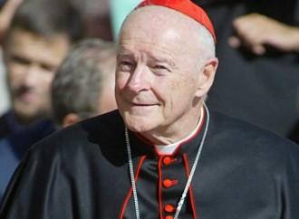 Mc Carrick alla sbarra, ma non è colpa di Benedetto XVI