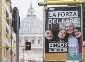 Elettori cattolici nudi: la diaspora è al capolinea