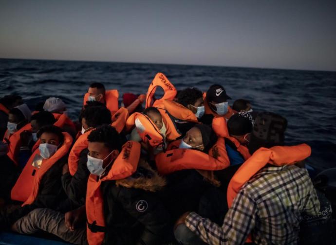 Immigrazione nel Mediterraneo
