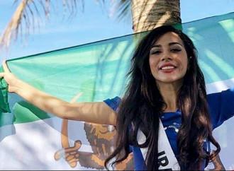 Bahareh, l'ex Miss Iran perseguitata dal regime khomeinista