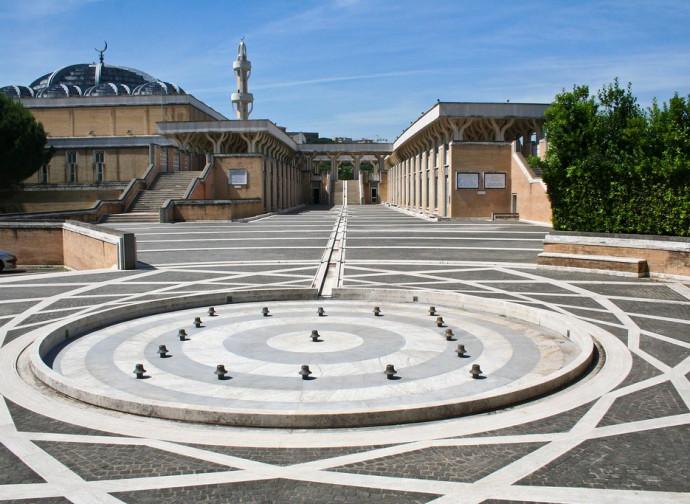 La moschea di Roma
