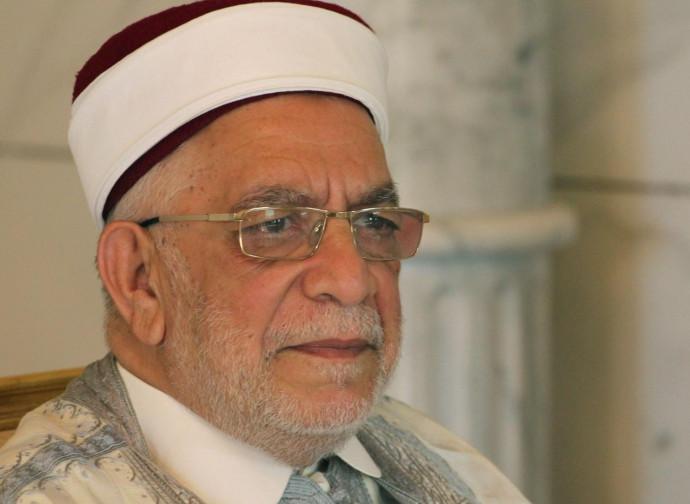 A. Mourou, candidato di Ennahda