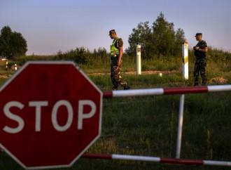 L'Europa centrale vuole i muri. E l'Ue va in crisi