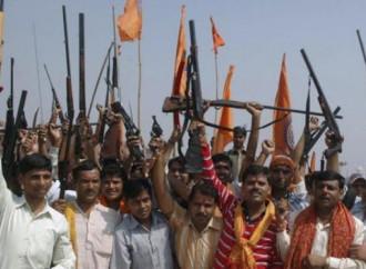 Nell'Orissa attacco di estremisti indù a 12 famiglie cristiane