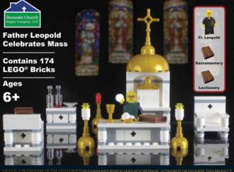 C'è un prete a Legoland