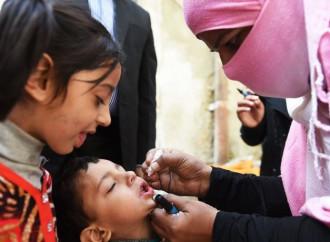 Iniziata in Pakistan una nuova campagna di vaccinazioni contro la polio