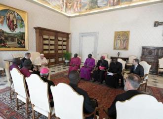 Ritiro spirituale per il Sud Sudan in Vaticano