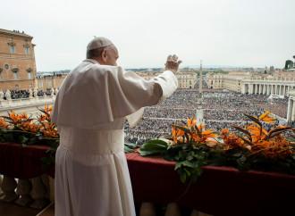 Il papa ricorda le guerre del mondo