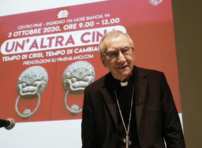 Mons. Parolin