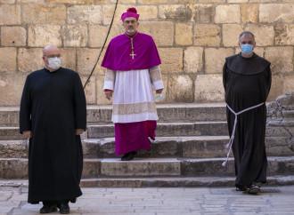 Pizzaballa, il nuovo patriarca latino di Gerusalemme