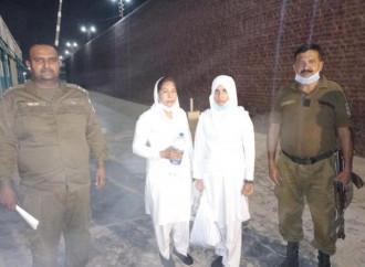 In Pakistan accusate di blasfemia due donne cristiane