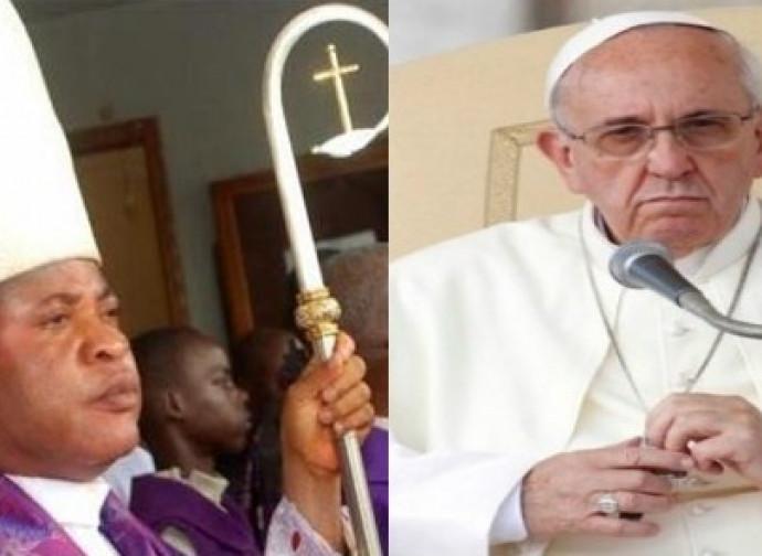 africa vescovo