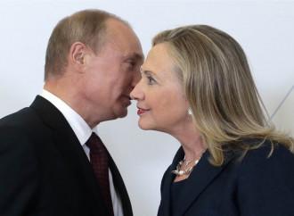 """Altro che """"Russiagate""""! Gli affari loschi russi dei Clinton"""