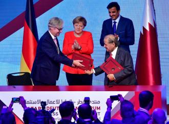 """Il Qatar """"si compra"""" anche la Germania. C'è chi dice No"""