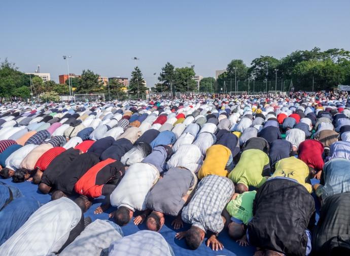 Preghiera di fine Ramadan