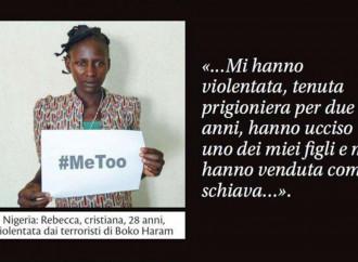 Acs rilancia #MeToo: donne molestate per la loro fede