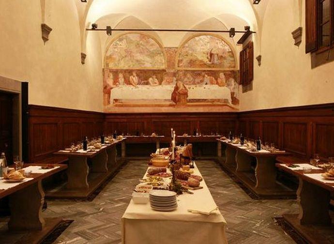 Refettorio francescano Convengo di Giaccherino (PT)