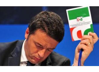 L'asse Renzi-Berlusconi ridisegna la politica