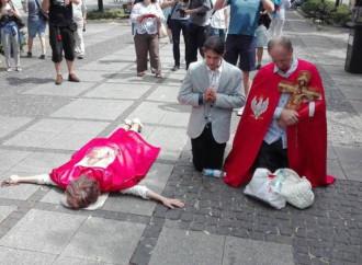 Gay Pride a Częstochowa, resistenza dei cattolici