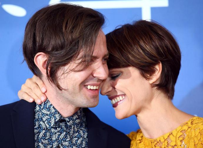 Sebastiano Riso con Micaela Ramazzotti