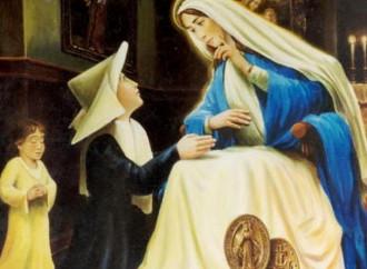«Maria non vede l'ora di regalarci le Grazie. Ma dobbiamo chiederle!»