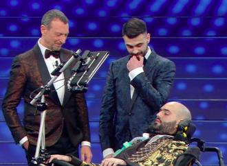 """Il """"sacrificio"""" entra in scena al Festival di Sanremo"""