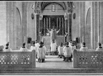 Il cardinal Schuster capì il rapporto fra liturgia e fede