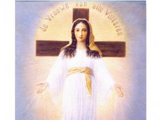 Corredentrice, la Madonna ha chiesto il dogma