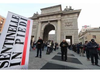 Ecco perché le Sentinelle in Piedi tornano in piazza in tutta Italia