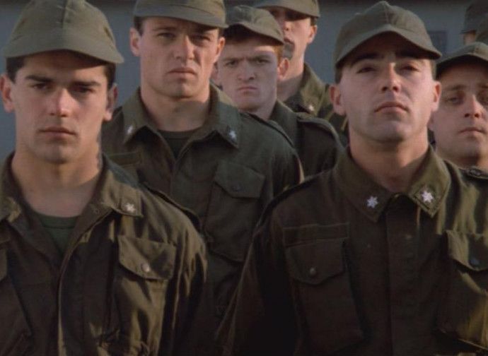 """""""Soldati, 365 all'alba"""""""