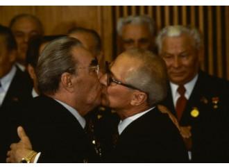 Un bacio contro Putin?