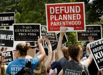 Combattere l'aborto si può Trump indica la strada