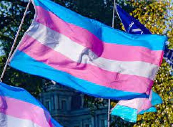 Bandiera trans